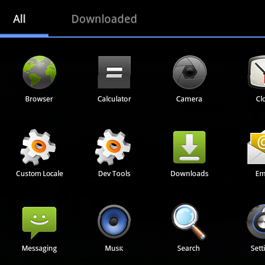 How to try out Android 3.0