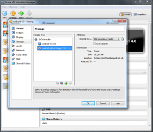 Try Android 4 0 Ice Cream Sandwich in Virtualbox for a lag-free