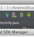 Make Eclipse and Android Studio play nice with the same Android SDK