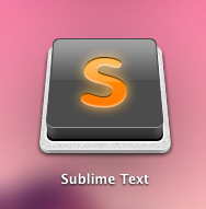 Open files and folders with Sublime Text 3 from the OS X Terminal